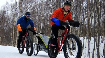 Safe Winter Cycling – How to Cycle Safely in the Winter
