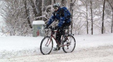 Foul Weather Cyclists