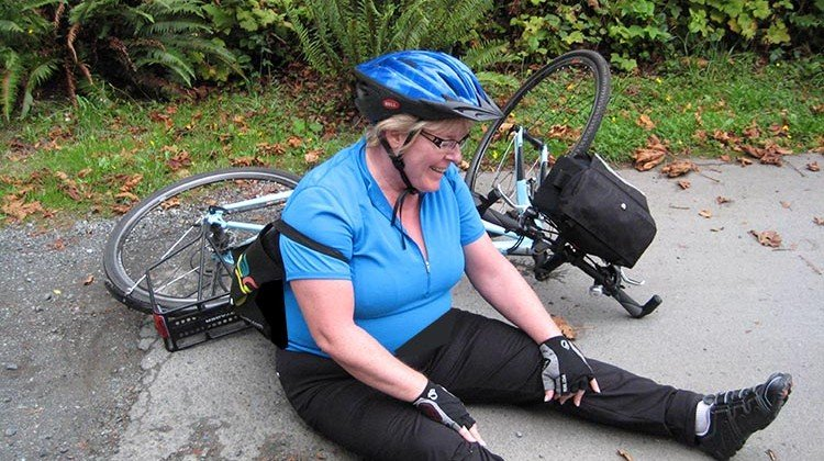 Yes we can! Inspiration and advice to get cycling fit and do a gran fondo