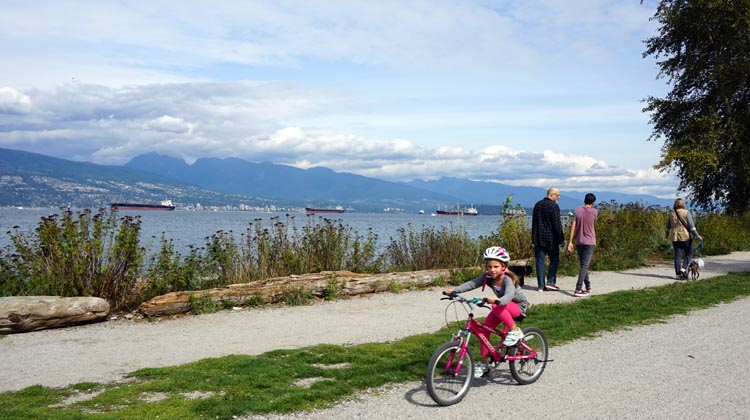 How to have a fun cycling vacation in Vancouver