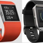 Fitbit Blaze vs Surge - Which One is Better for Cyclists?