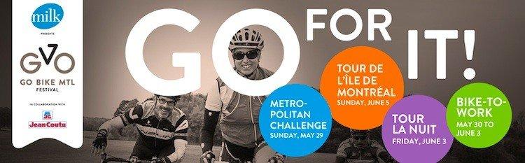 Go Bike Montreal Festival