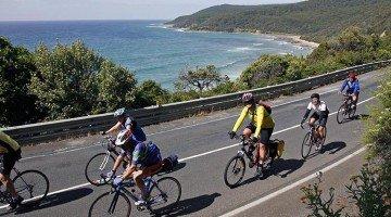 The RACV Great Victorian Bike Ride, Australia 2016