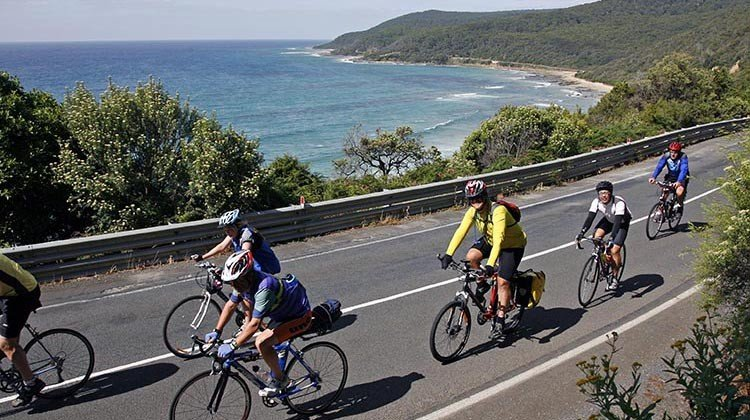 The RACV Great Victorian Bike Ride, Australia 2016