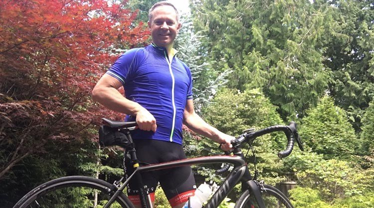 An Interview with Jody Malo about his First RBC Whistler GranFondo