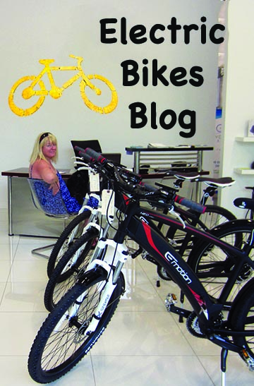 sidebar ad for Electric Bikes Blog