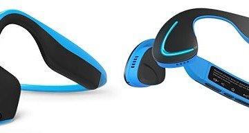 Aftershokz Trekz Titanium vs SainSonic BM-7 Bone Conduction Headphones for Cyclists