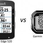 Garmin Edge 520 vs 25