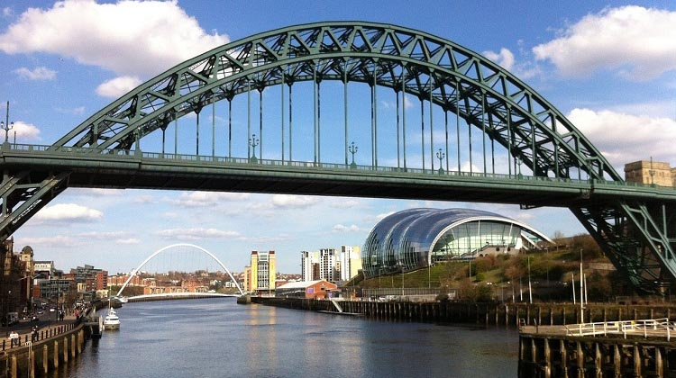 The Cyclist's Guide to Newcastle upon Tyne
