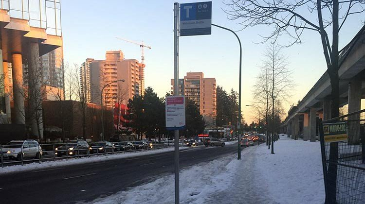 Translink's Metrotown Skytrain Station in Burnaby is an Unsafe Disgrace