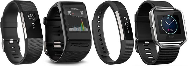 Best Selling Fitness Trackers of the Year