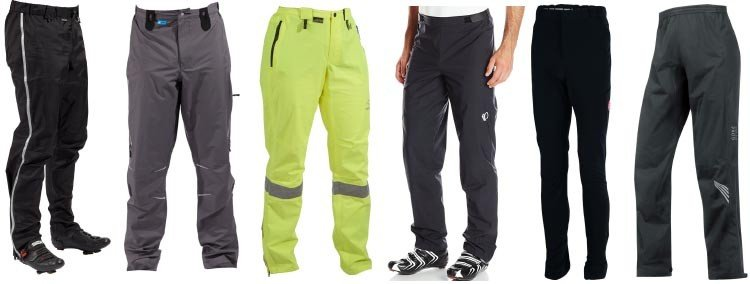 6 of the Best Waterproof Cycling Pants – How to Choose the Best Cycling Pants