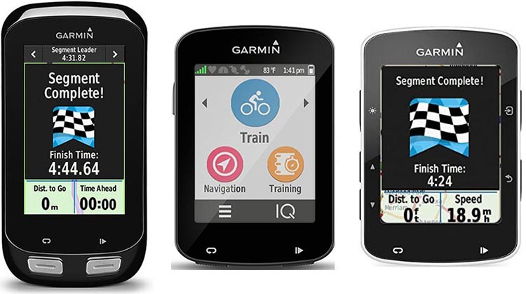Garmin Edge 1000 Vs 820 520 Gps Bike Computers Which One Is Right For