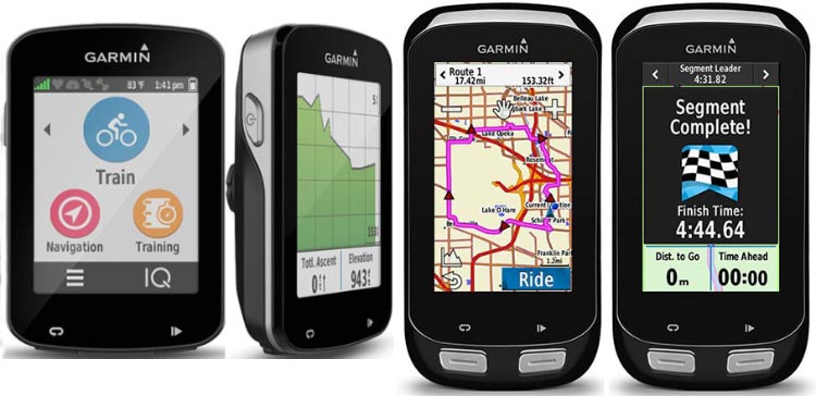 7 Differences between the Garmin Edge 1000 and 820 Bike Computers