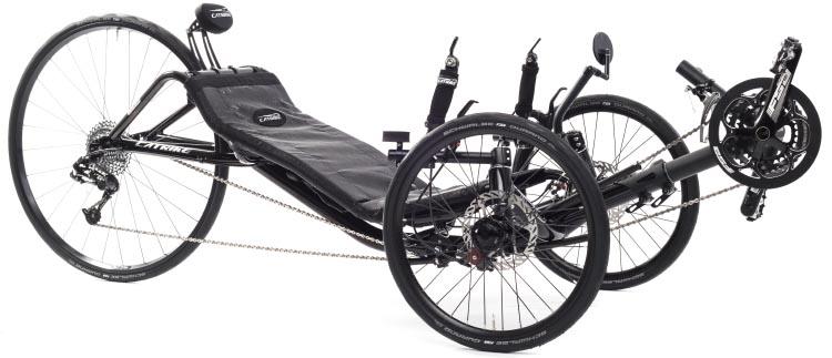 Catrike 700 Performance Recumbent Trike Review • Average Joe Cyclist