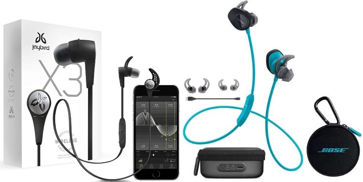 Vs Headphones Wireless X3 Jaybird Bose Sport Soundsport LSMpVUGjqz