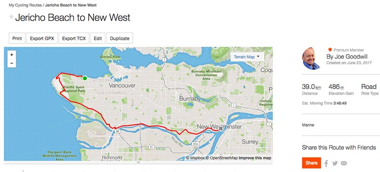 How to Create a Route on Strava and Follow it on Your Phone