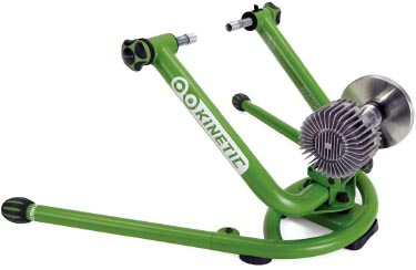 33e8b9c2d94 5 of the Best Indoor Bike Trainers. The Kinetic Rock and Roll Smart Control  bike