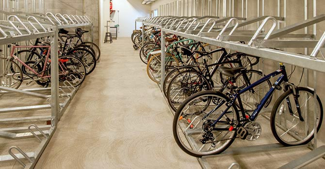 How to Protect Your Bike from Being Stolen. You need to be cautious when it comes to indoor parking – these spaces tend to be quieter, allowing thieves more time to go unnoticed if there's limited security or it isn't manned at all