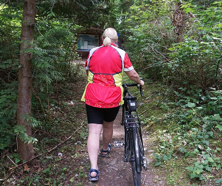Review of Plus Sized Cycling Gear by Mrs. Average Joe Cyclist. The  Conviction Cycling. The Conviction Cycling Jersey is long ... 22c67e287