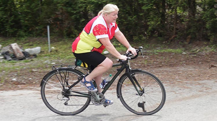 Review of Plus Sized Cycling Gear by Mrs. Average Joe Cyclist. I found this 9ca805505