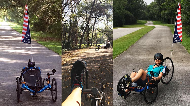 7 Tips for New Recumbent Trike Riders • Average Joe Cyclist