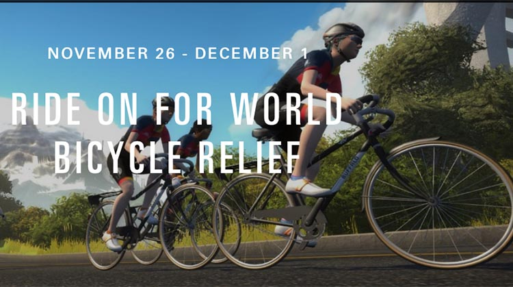 World Bicycle Relief and Zwift - World Bicycle Relief