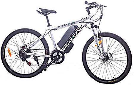 9 of the Best Cheap Electric Bikes. Cyclamatic Power Plus CX1 Electric Mountain Bike