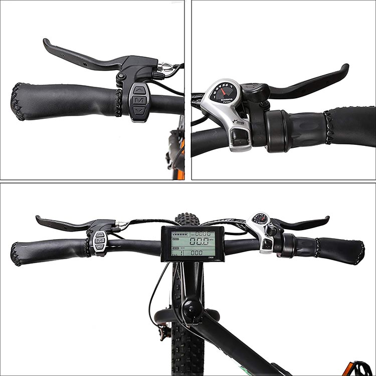 Best Cheap Ebikes. The Ecotric Mountain ebike is easy - and fun - to use!