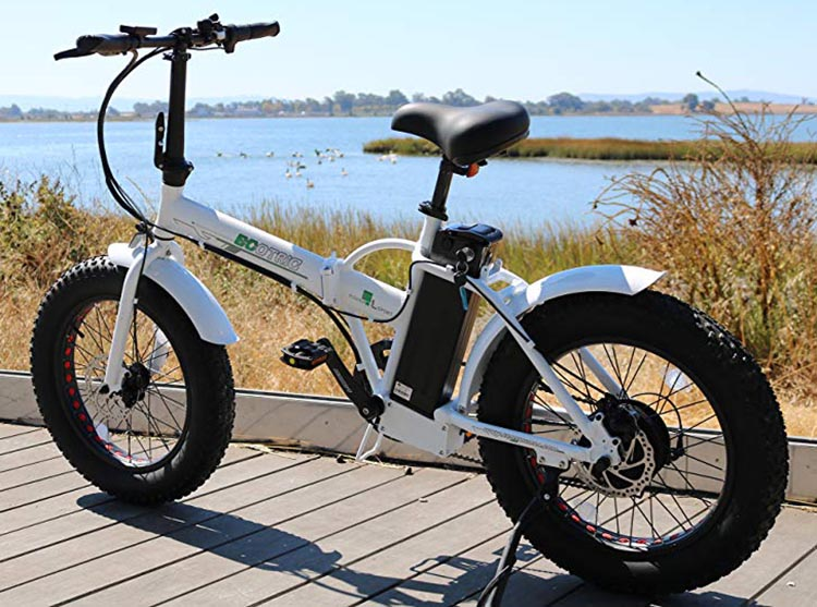 9 of the Best Cheap Electric Bikes. The Ecotric foldable fat-tire ebike