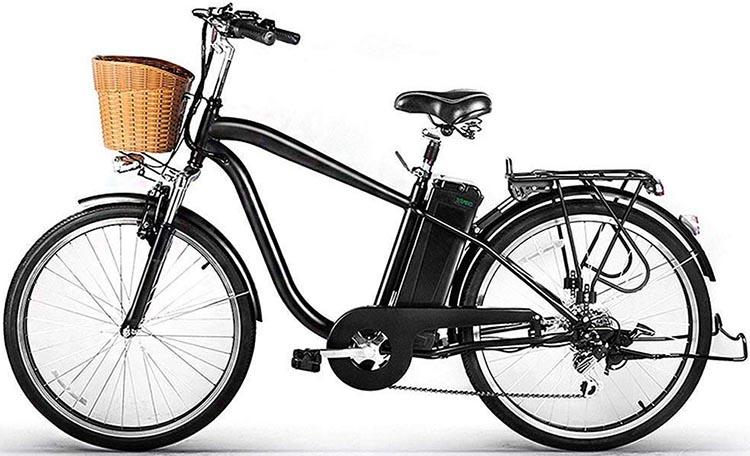9 of the Best Cheap Electric Bikes. Nakto City Ebike