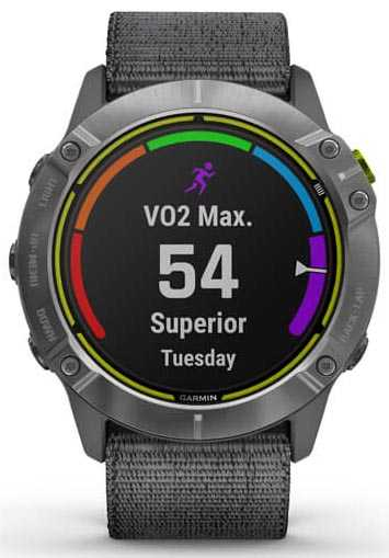 Garmin has improved a number of its training tools, notably the VO2 Max calibration. Garmin Enduro watch for cyclists