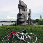 Lachine Canal Bike Path - Montreal Cycling, Part 4